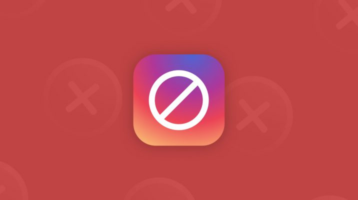 Block and unblock on Instagram